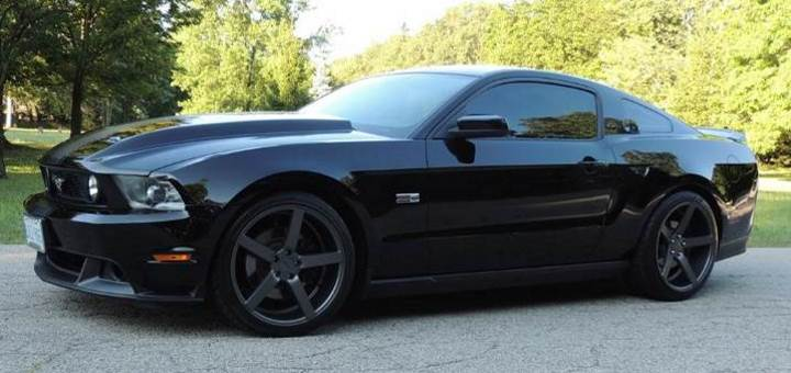Ford Mustang 5-го поколения