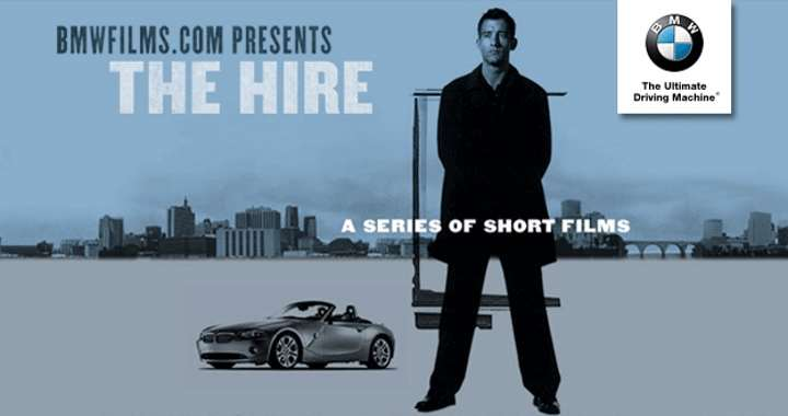 "BMW ""The Hire"""