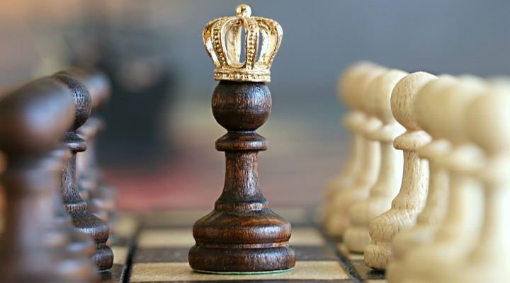 Пешка-король