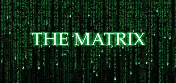 титры к фильму Матрица